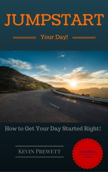 Jumpstart your day book  Cover